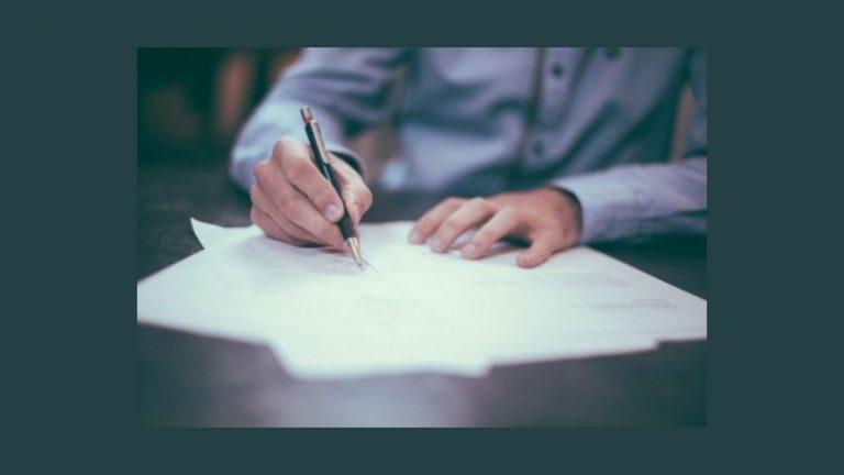 O que é contrato de trabalho?