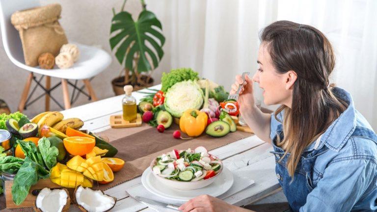 Como estabelecer uma alimentação vegetariana saudável?