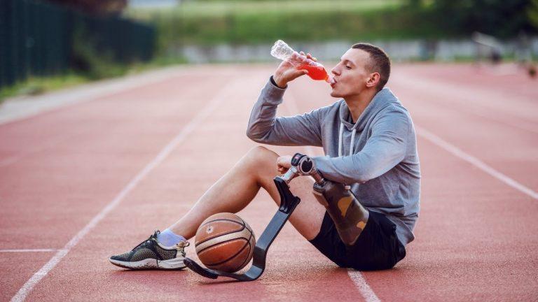 O esporte para pessoas com deficiência física